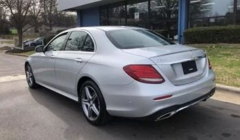 2017 Mercedes-Benz E 300 full