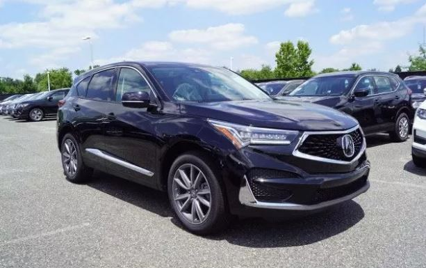 2020 Acura RDX Technology Package full