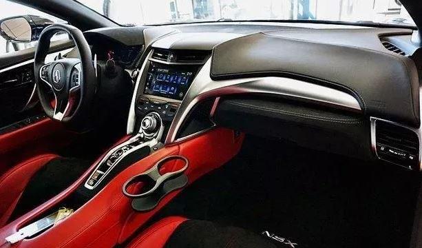 2020 Acura NSX Base full