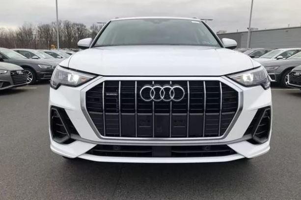 2020 Audi Q3 45 S line Premium full