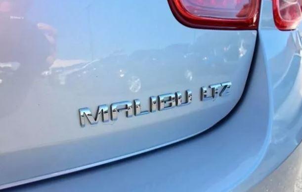 2016 Chevrolet Malibu Limited LTZ full