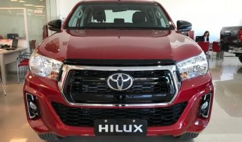 2019 Toyota Hilux Double Cab Revo 2.8L Diesel full