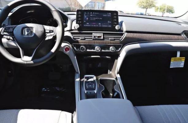 2019 Honda Accord EX-L full