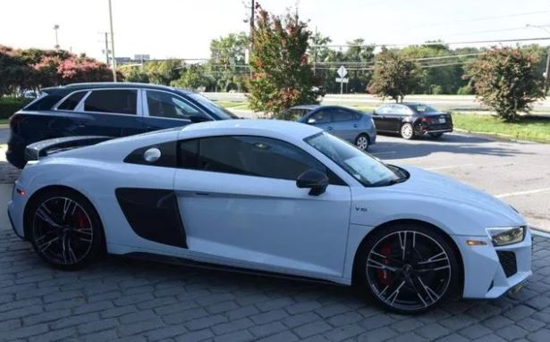 2020 Audi R8 5.2 V10 performance full