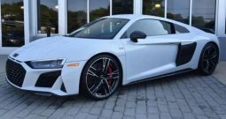 2020 Audi R8 5.2 V10 performance