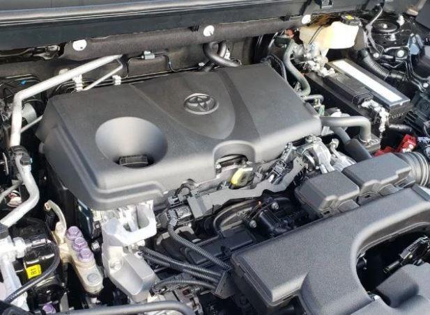 2019 Toyota RAV4 LE full