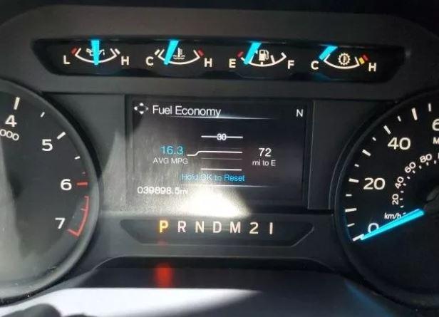 2016 Ford F-150 SuperCrew Cab full