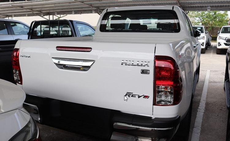2020 Toyota Hilux Revo E Plus Double Cab Prerunner full