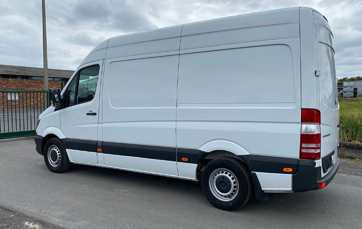 2018 Mercedes-Benz Sprinter 314 CDi L2H2 full