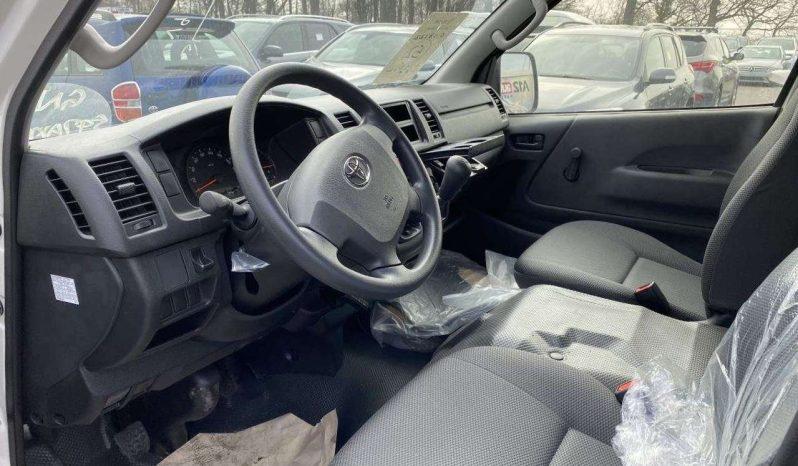 2018 Toyota Hiace HIGH ROOF full