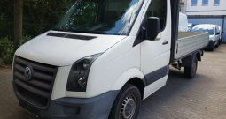 2009 Volkswagen Crafter flatbed 2.5TDI 136PS