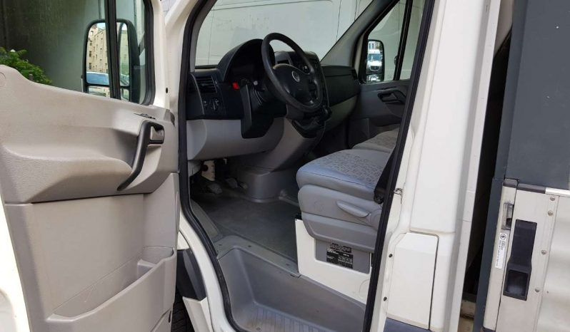 2009 Volkswagen Crafter flatbed 2.5TDI 136PS full